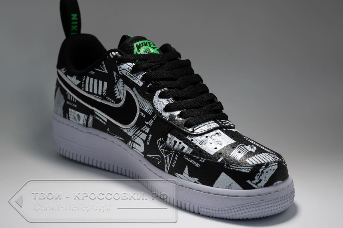 Кроссовки Nike Air Force 1 Low мужские арт. N1065