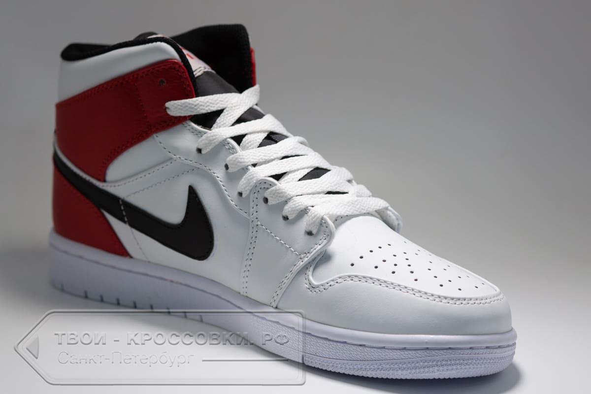 Кроссовки Nike Air Jordan 1 Mid женские/мужские арт. N1053
