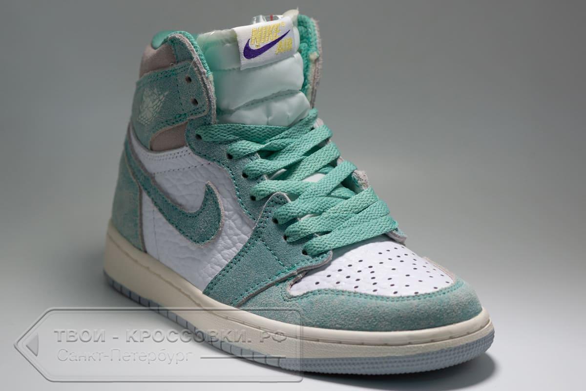 Кроссовки Nike Air Jordan 1 Mid женские арт. N1059