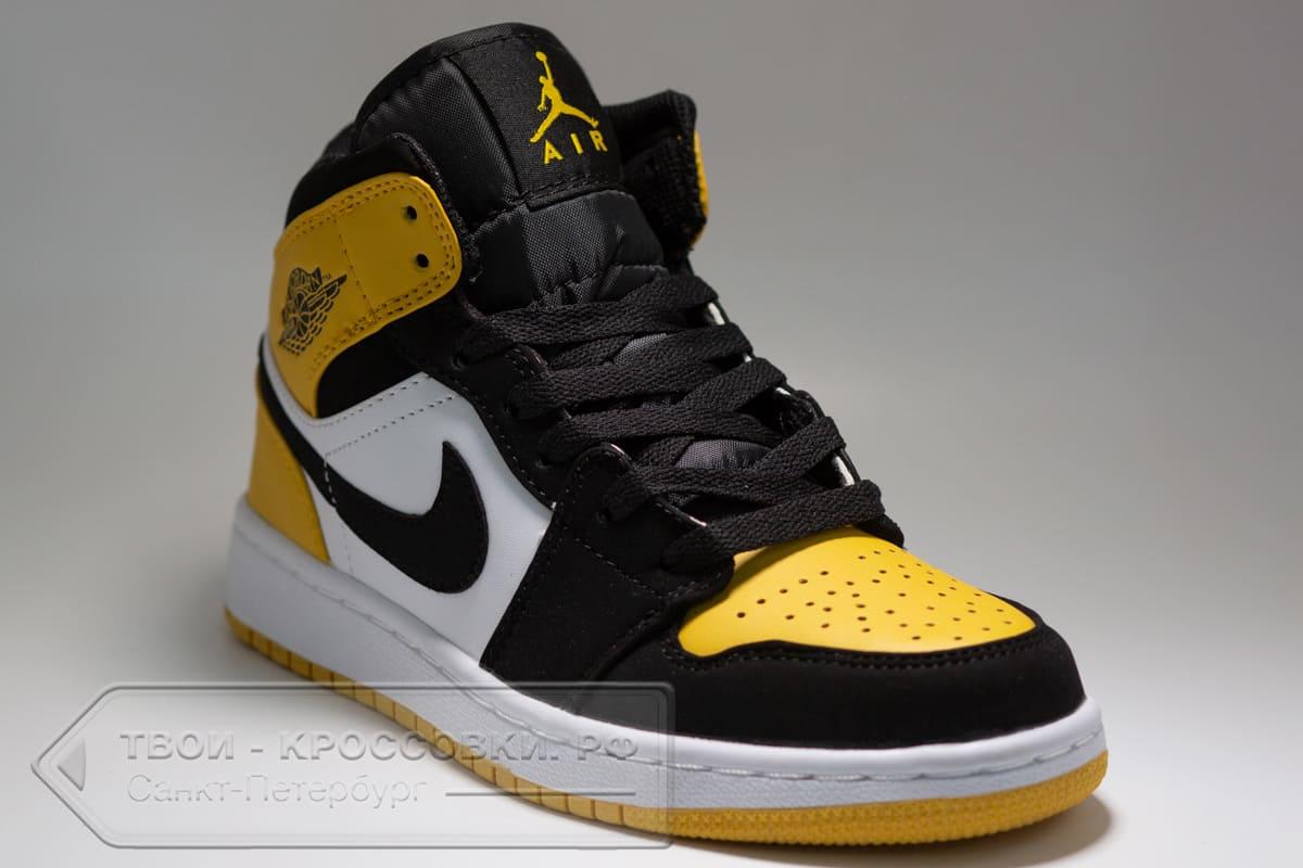 Кроссовки Nike Air Jordan 1 Mid женские арт. N1058