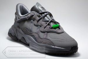 Кроссовки Adidas Originals Ozweego Grey мужские арт. AD433