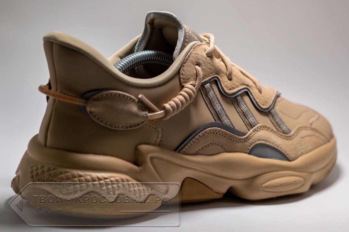 Кроссовки Adidas Originals Ozweego Beige мужские арт. AD432 3