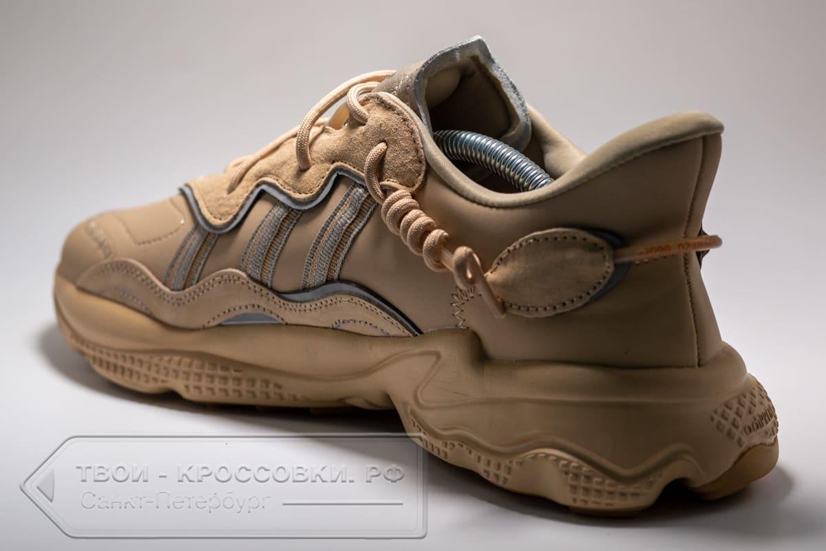Кроссовки Adidas Originals Ozweego Beige мужские арт. AD432 4