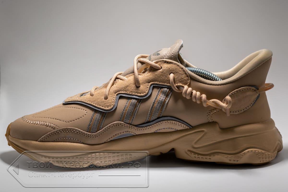 Кроссовки Adidas Originals Ozweego Beige мужские арт. AD432 5