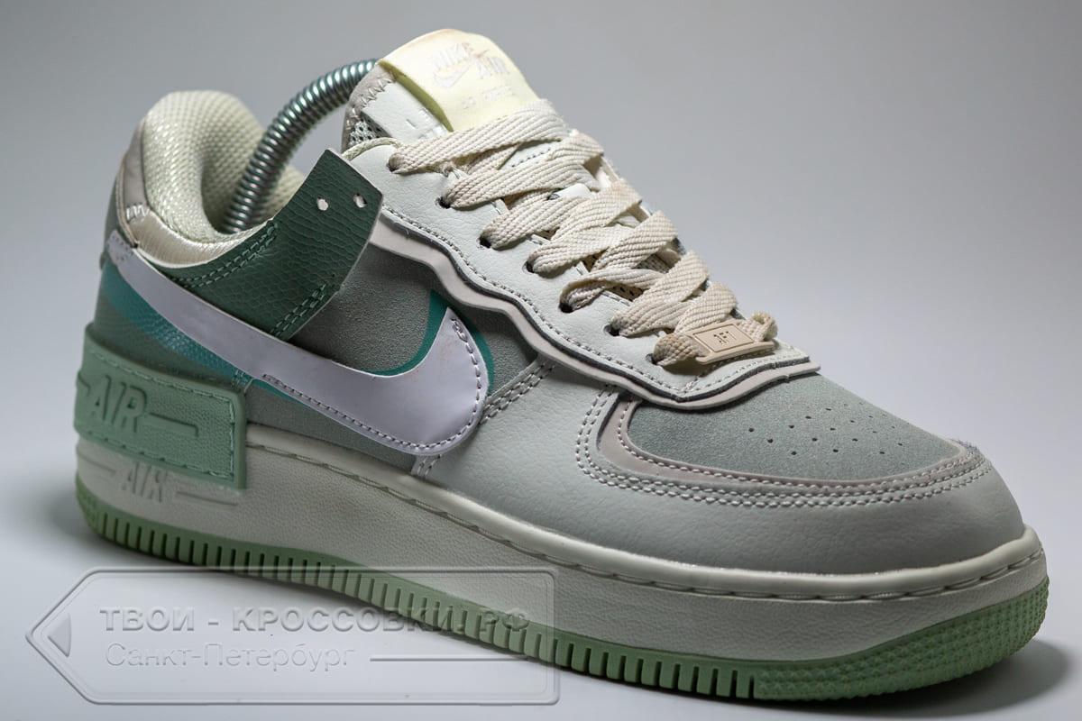 Кроссовки Nike AF 1 Sage Mint женские арт. N1016