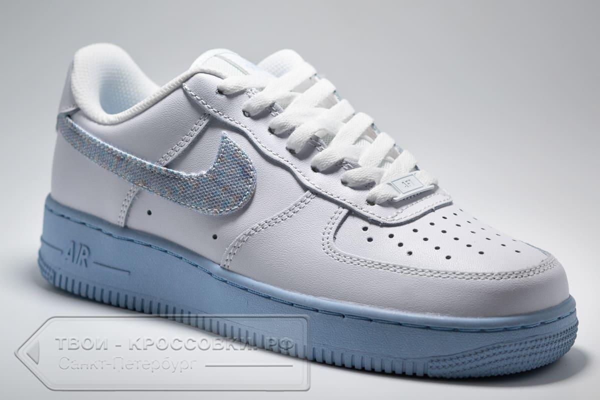 Кроссовки Nike Air Force 1 '07 White женские арт. N1018