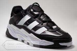 Кроссовки Adidas Originals Niteball Black мужские арт. ad439