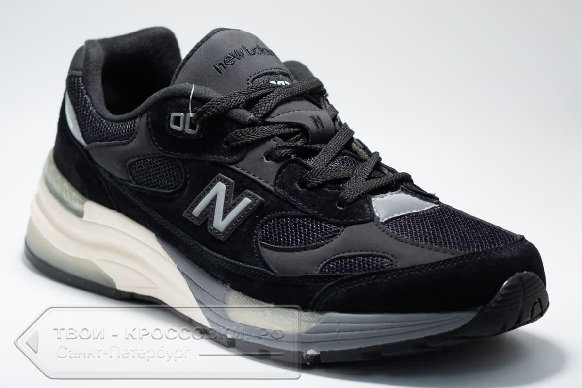Кроссовки New Balance 992 Black мужские арт. NB472