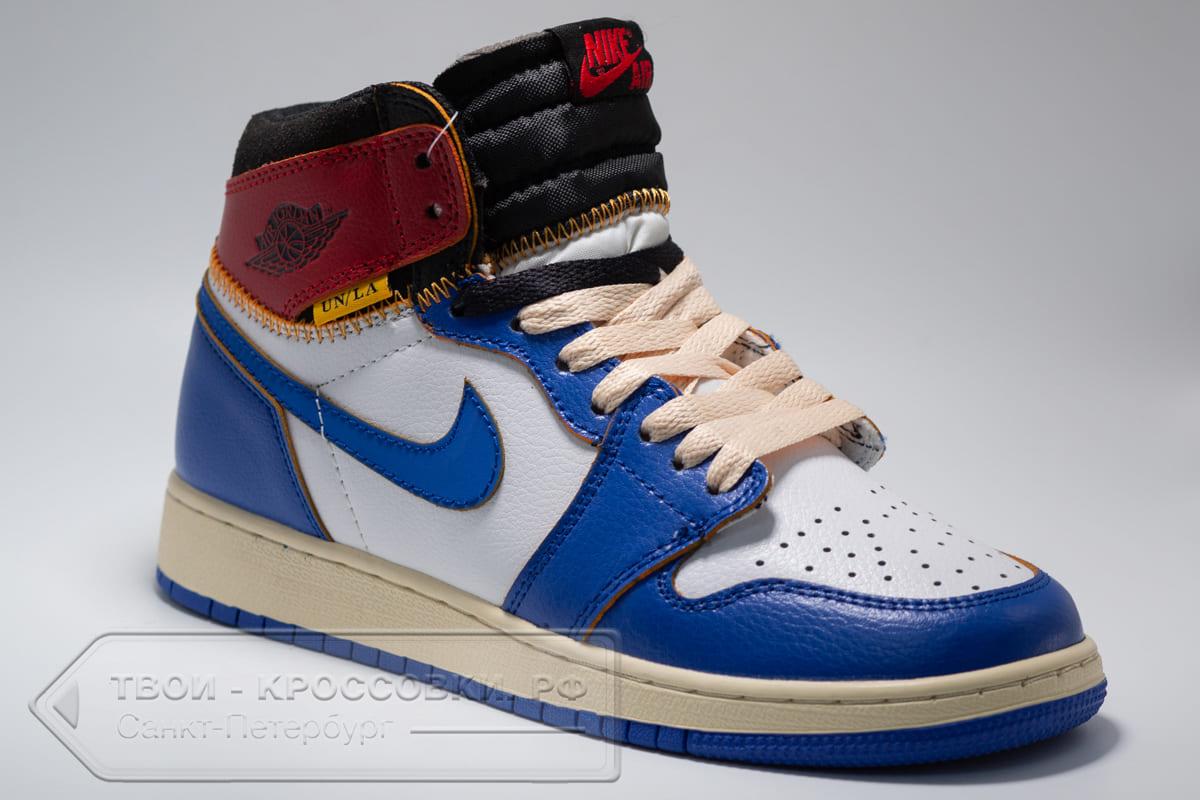 Кроссовки Nike Air Jordan 1 Mid женские арт. N1025