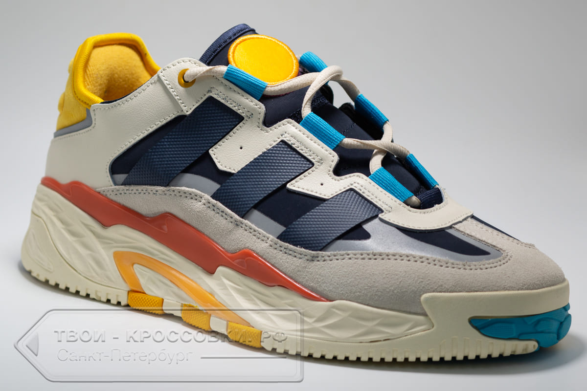 Кроссовки Adidas Originals Niteball мужские арт. ad438