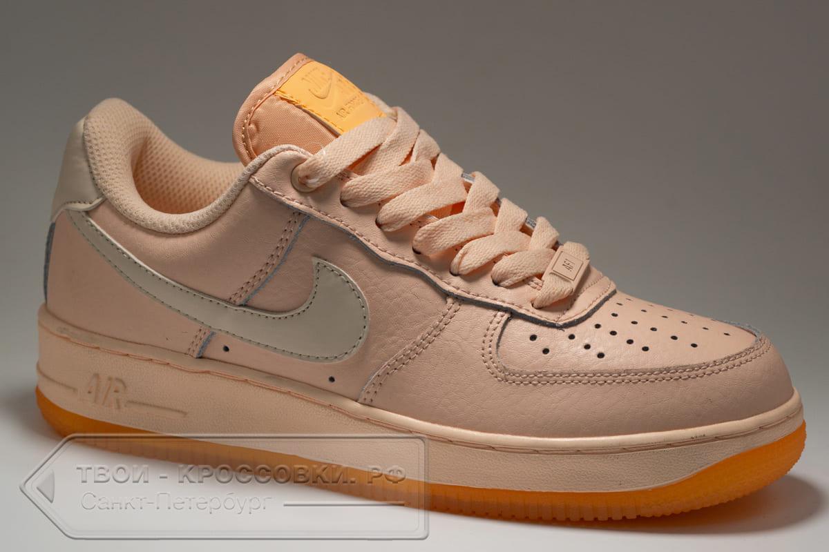 Кроссовки Nike Air Force 1 Low Peach женские арт. N1050