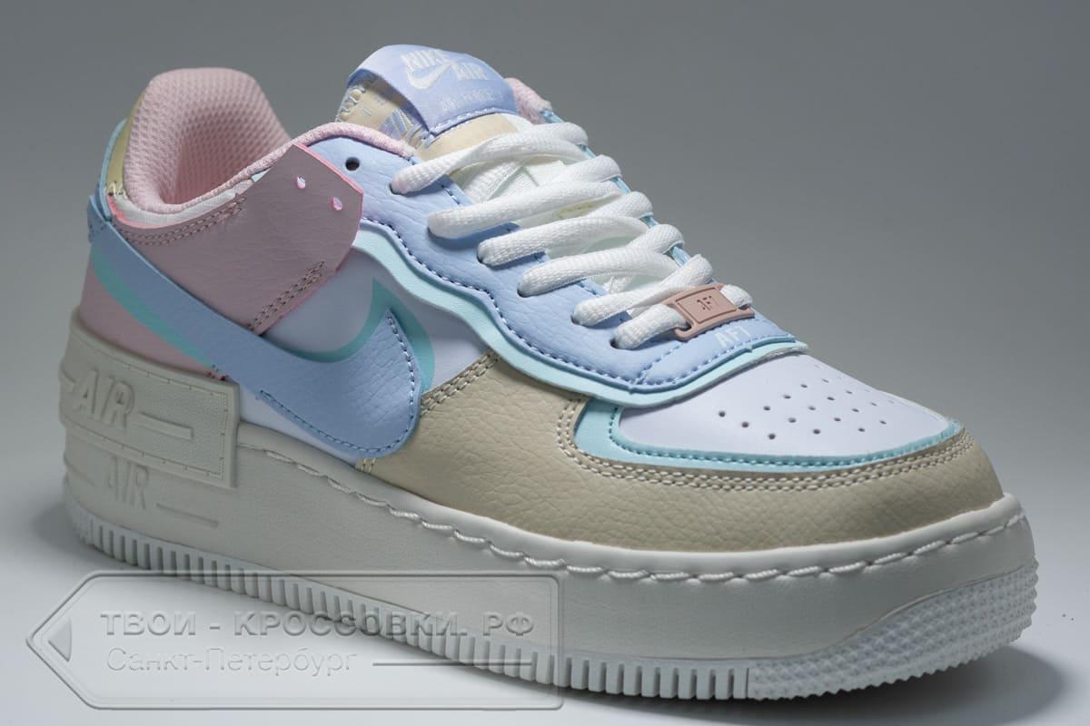 Кроссовки Nike AF 1 Sage женские арт. N1049