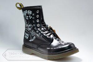 Dr. Martens 1460 Black Smooth ботинки женские/мужские арт. DM36