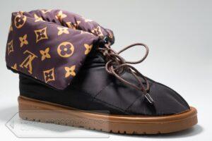 Ботинки зимние Louis Vuitton женские арт. LX65