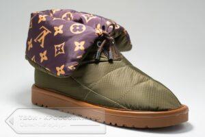 Ботинки зимние Louis Vuitton женские арт. LX66
